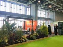 广州国际花园用品展,唯格厚砖获得好评