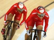 中国姑娘勇夺2016年里约奥运会场地自行车赛冠军