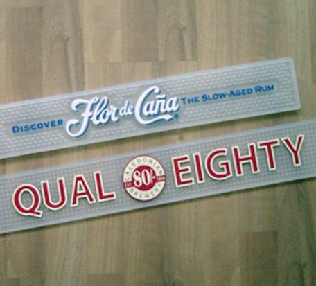 Translucent PVC Bar Mat