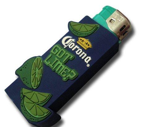 OEM Corona Ads Gifts Lighter Case
