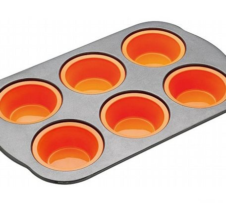SMP010 Silicone Muffin Mold