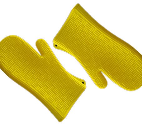 SG007 Silicone Heat Proof gloves
