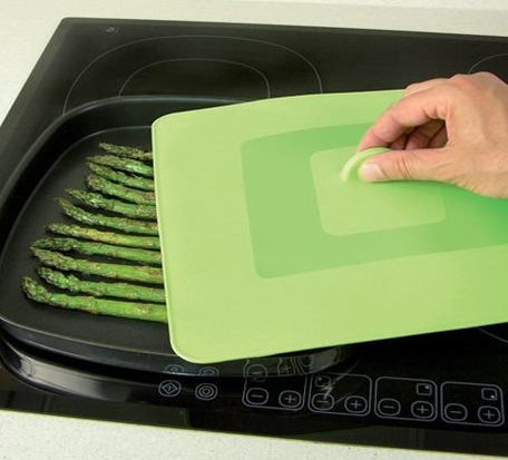 Oblong shape Silicone Suction Lid
