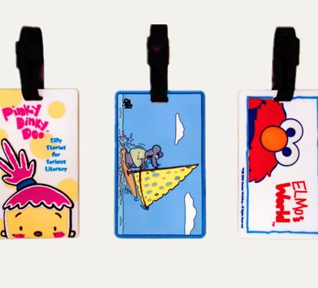 LT044PVCgifts Luggage Tags