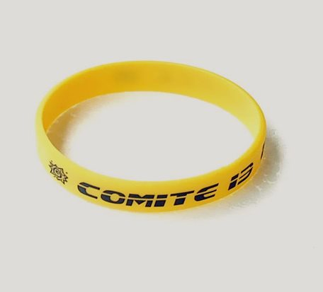 OEM Ads Gifts Silicone Bracelet