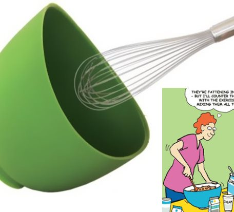 SMB002 Silicone Mixing Bowl