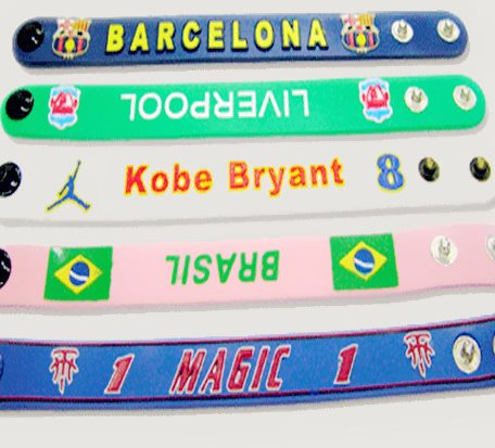 OEM Sport Ads Gifts Wristband