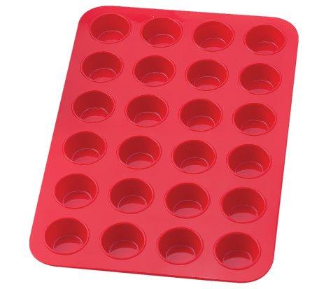MINI 24 Cup Silicone Muffin Mold