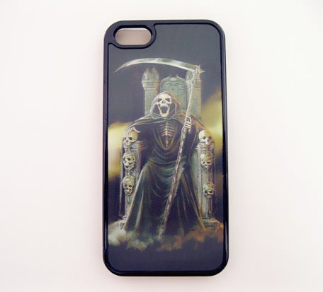 PC 3D printing logo Case for iPhone 5G