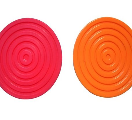 SM002 Round Shape Silicone Heat Proof Cup Mat