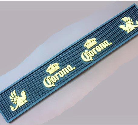 OEM Corona Beer PVC Bar Mat