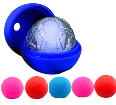 Iceball Mold Shape Silicone Ice Tray