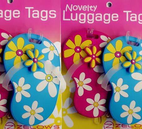 Novelty Luggage Tags
