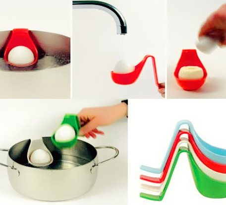 SES001 Silicone Eggs Stand