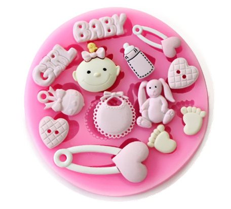 Kids-Silicone Muffin Mold SMP013