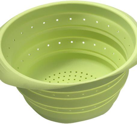 SCC020 Silicone Collapsible Colanders