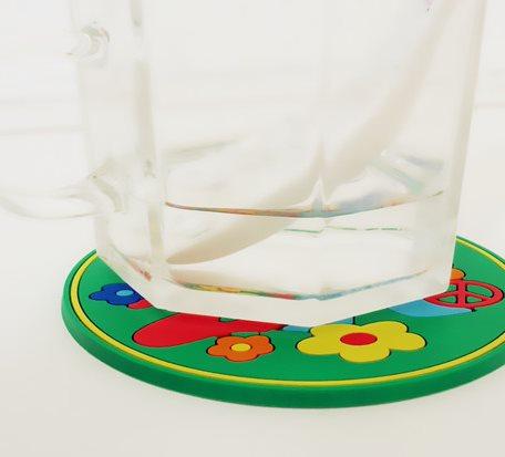 OEM-IBIZA Ads Coasters