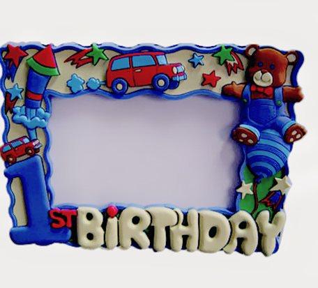 Birthday Gifts PVC Photo Frames