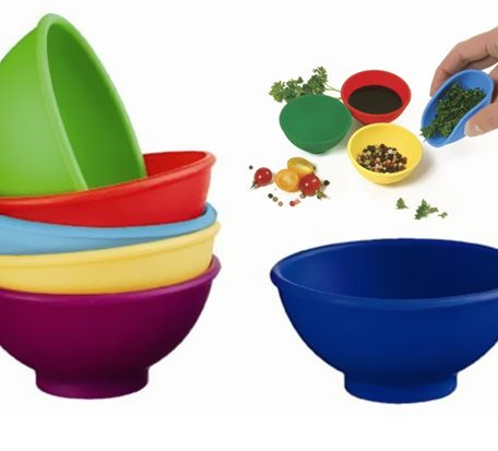 Silicone Pinch Bowl