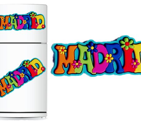 OEM Madrid Gifts Fridge Magnet