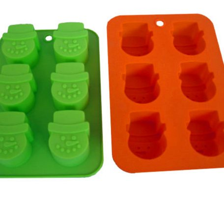 SMP019 Silicone Muffin Mold