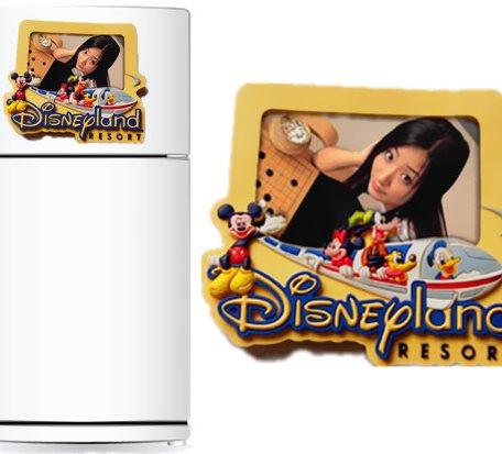 OEM Disney Magnet Photo Frames