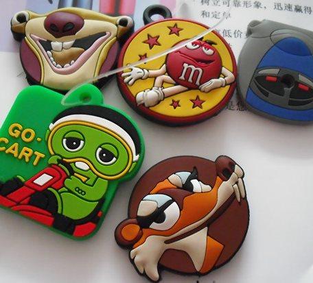 Cartoon Key Covers