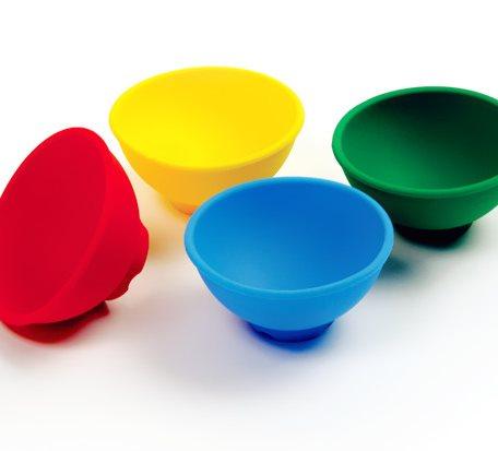 SPB001Silicone Lunch Pinch Bowl