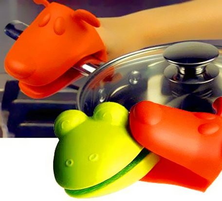 SG006 Silicone Heat Proof Gloves