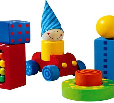 儿童积木智力玩具