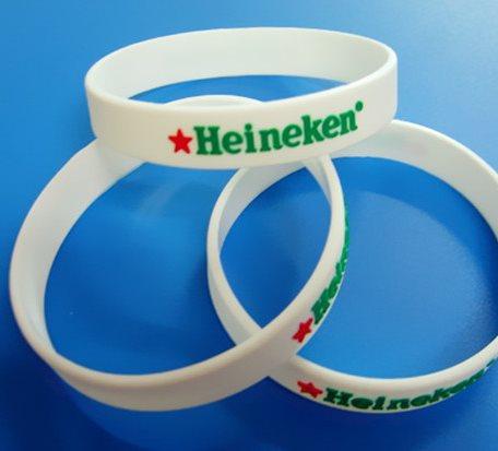 OEM Heineken Gifts Silicone Bracelet
