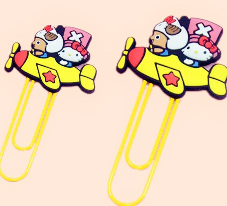 OEM Cartoon Comics and Animation Paper Clips