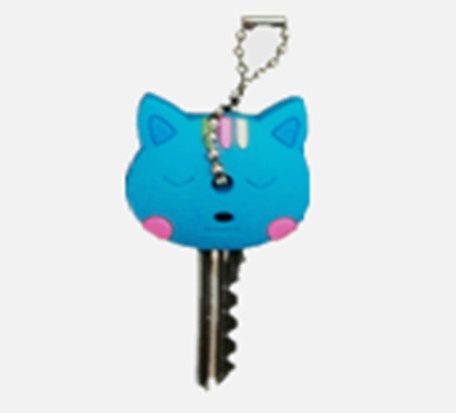 Cartoon cat Key Covers