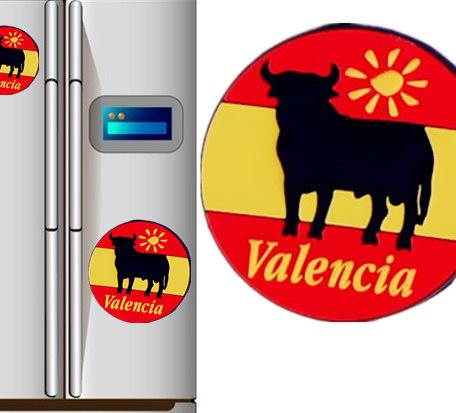 OEM Valencia Gifts Fridge Magnet