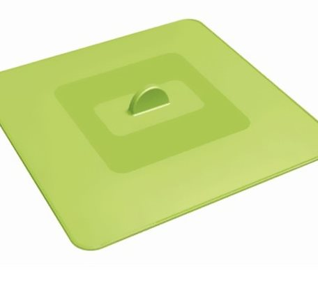 Square Silicone Suction Lid