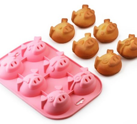 SMP016 Silicone Muffin Mold