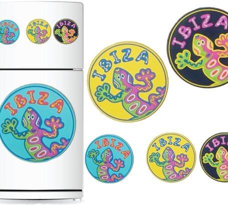 OEM&ODM IBIZA Gifts Fridge Magnet