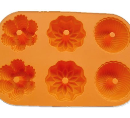 SMP017 Silicone Muffin Mold