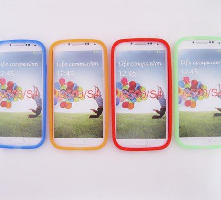 Silicone Case for Samsung GALAXY S4-i9500