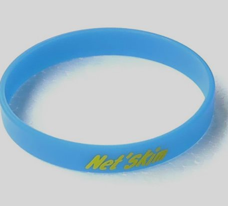 OEM Ads Promotion Silicone Bracelet
