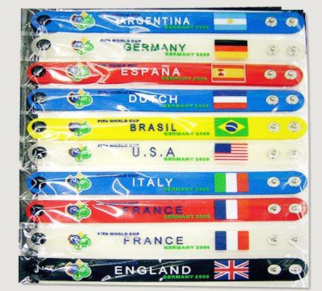 OEM FIFA world Wristband