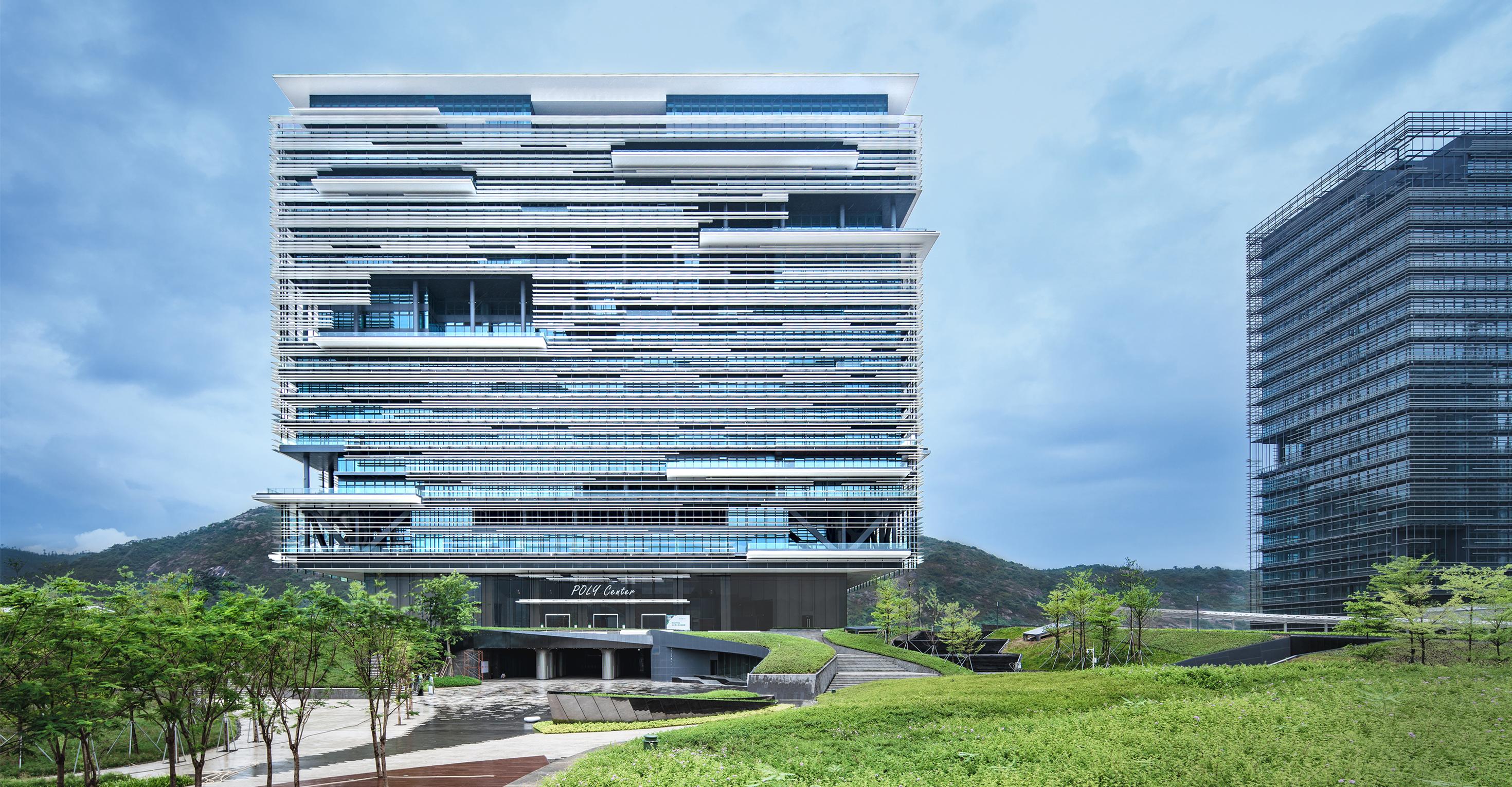 珠海横琴保利中心