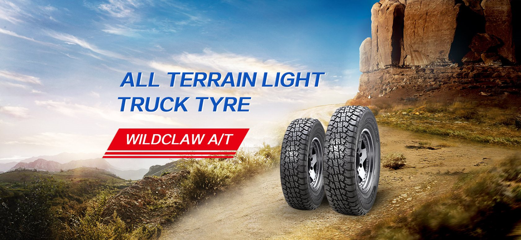 WILDCLAW A/T