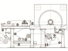 3000 mm Fourdrinier Tissue Paper Machine