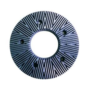 Refiner Disc, Rotor and Stator