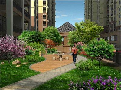 北岸·尚都园林景观设计04