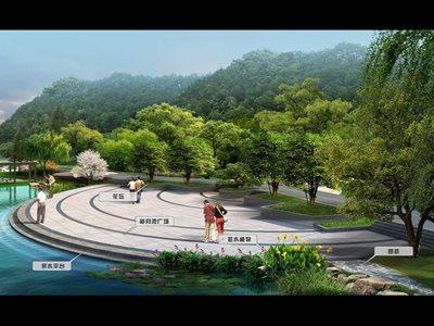 羊角山森林生态博览园之湿地04
