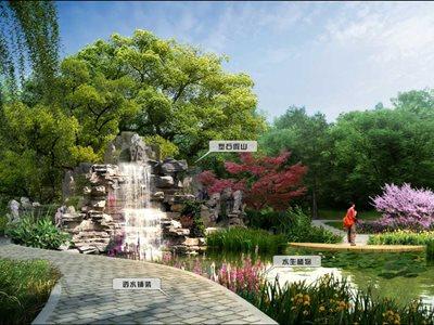 羊角山森林生态博览园之湿地06