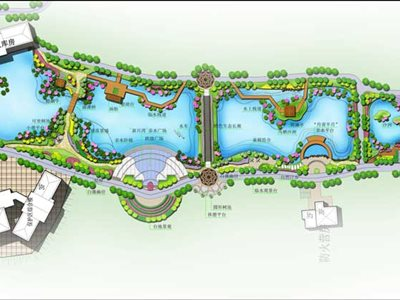 羊角山森林生态博览园之湿地01