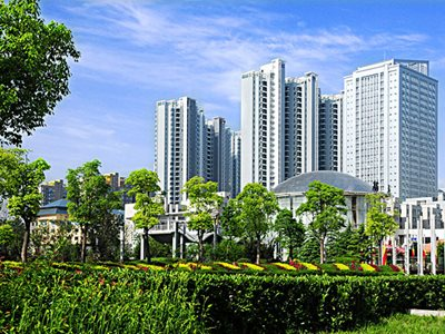 园林景观:城市绿化的作用